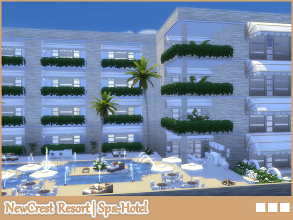 NewCrest Resort  Spa-Hotel by fsdesign