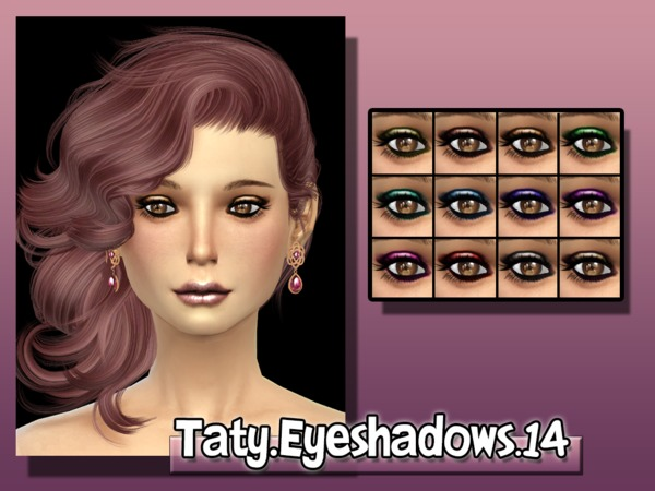 Eyeshadows_14 by tatygagg