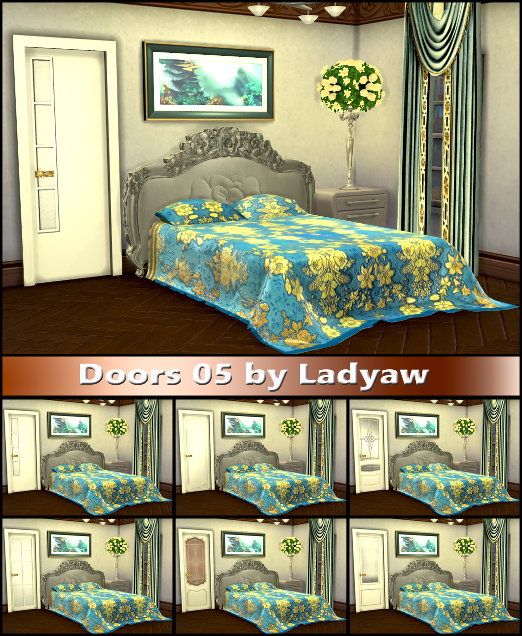 Doors 05 by Ladyaw