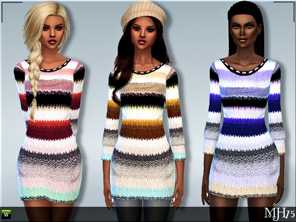 S4 Chic Sweaters by Margeh-75