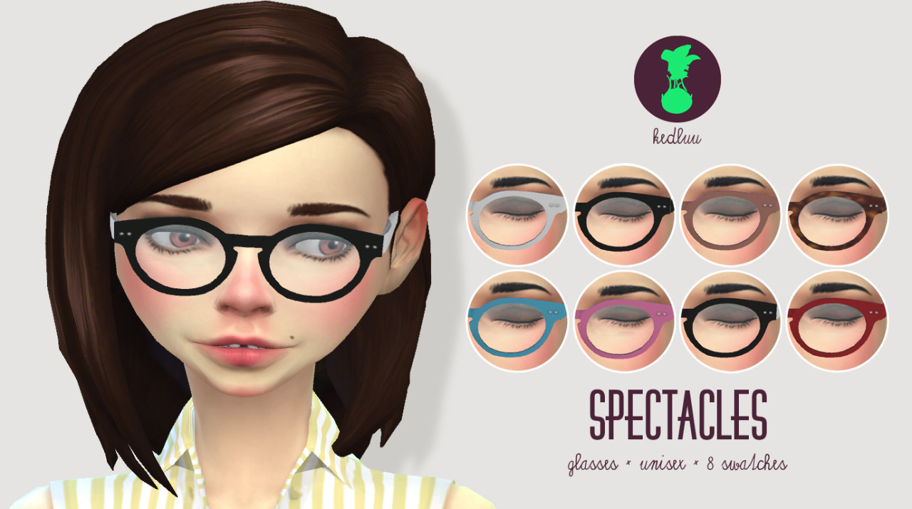 Spectacles by Kedluu