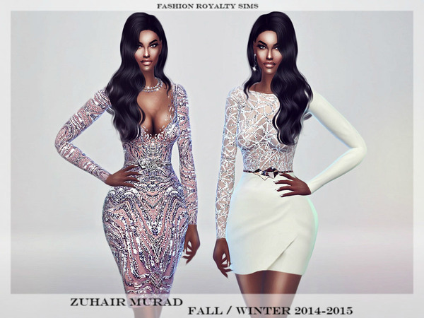 Zuhair Murad - Fall / Winter 2014-2015 by FashionRoyaltySims