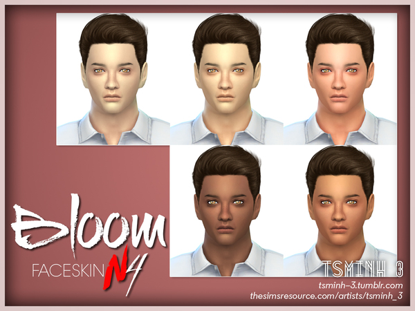 Bloom Face Skin by tsminh_3