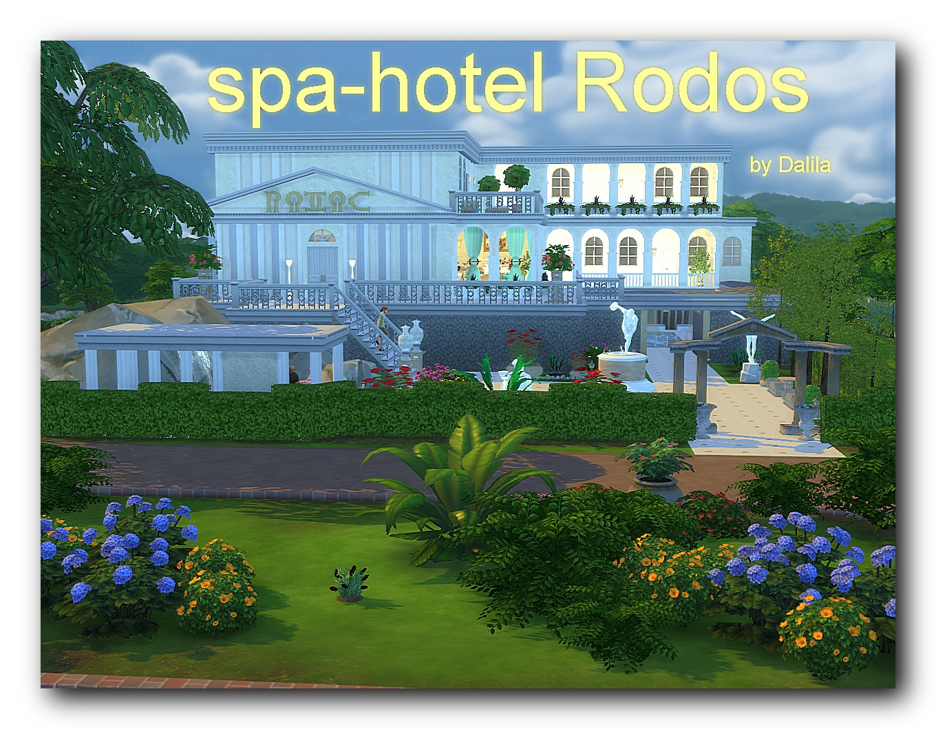 Spa-hotel Rodos by Dalila