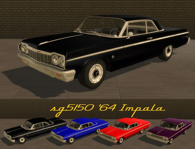 1964 Chevrolet Impala SS by sg5150