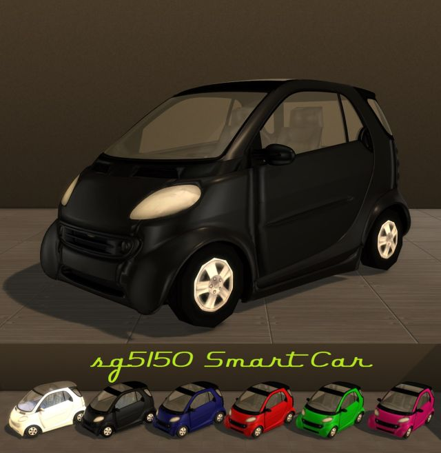 Smart Car by sg5150