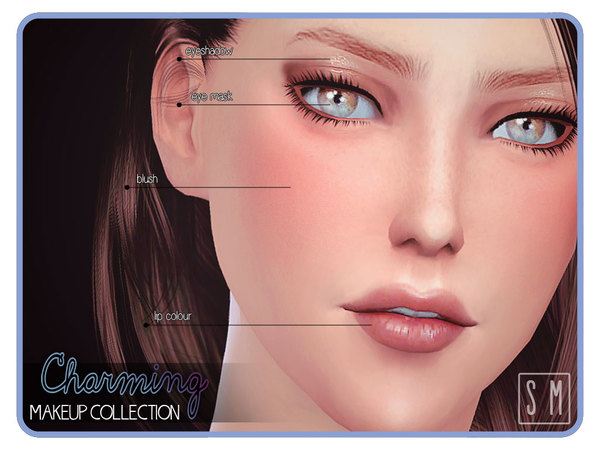 [ Charming ] - Makup Collection by Screaming Mustard