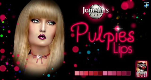pulpies lips by JomSims
