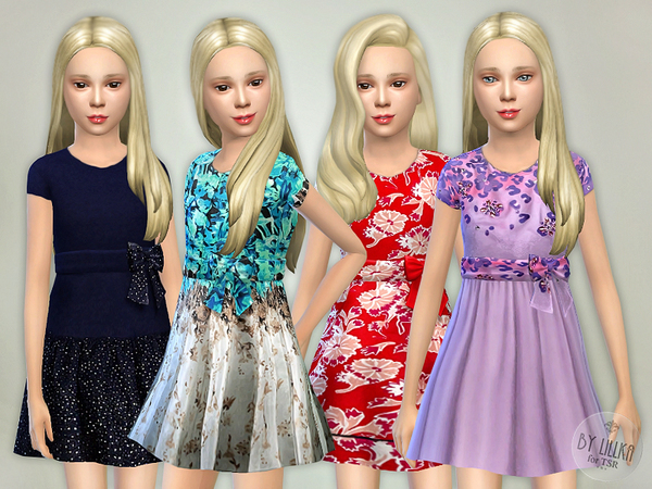 Designer Dresses Collection P02 by lillka