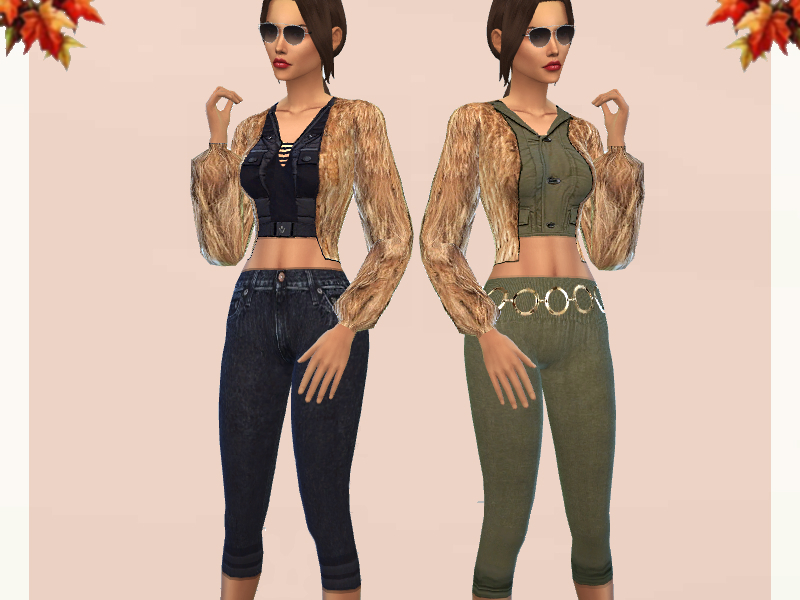 Set - Fall Outfits BY Puresim