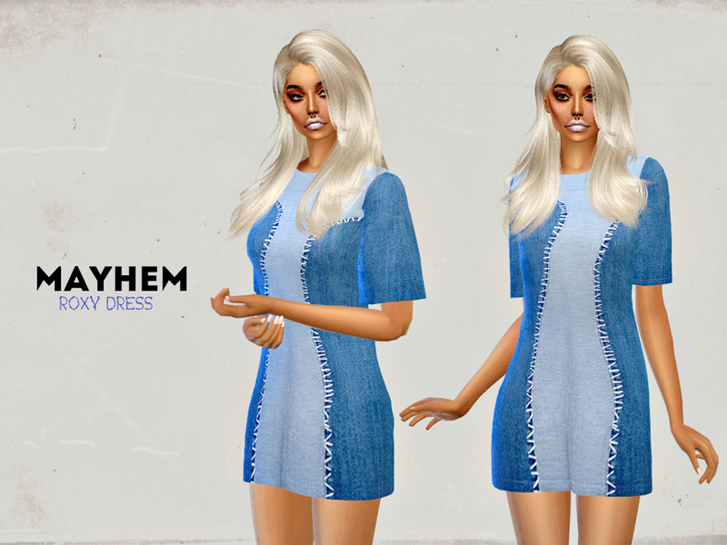 Roxy Dress BY NataliMayhem