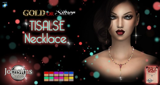 tisalse necklace by JomSims