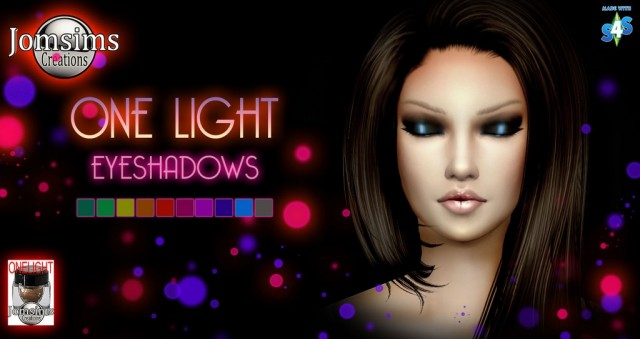 one light eyeshadows by JomSims