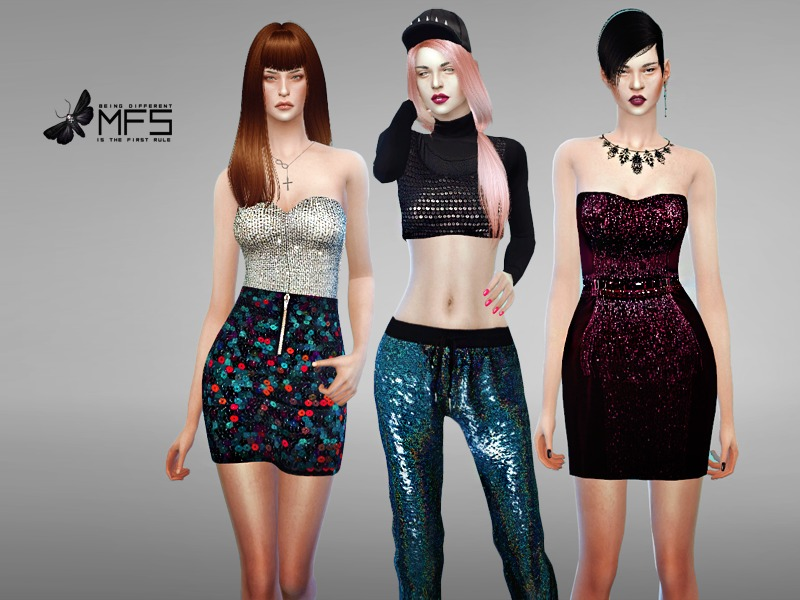 MFS Sequin Collection BY MissFortune