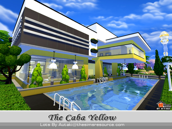 The Caba Yellow by autaki
