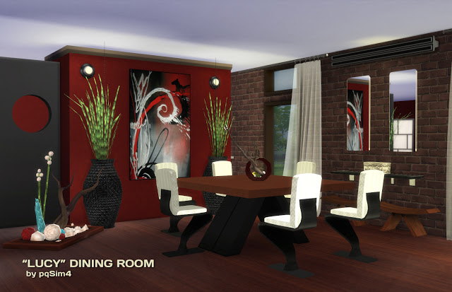 Lucy Dining Set by PqSim4