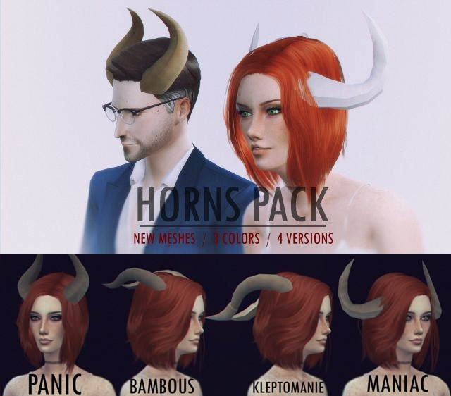 Horns by Azentase