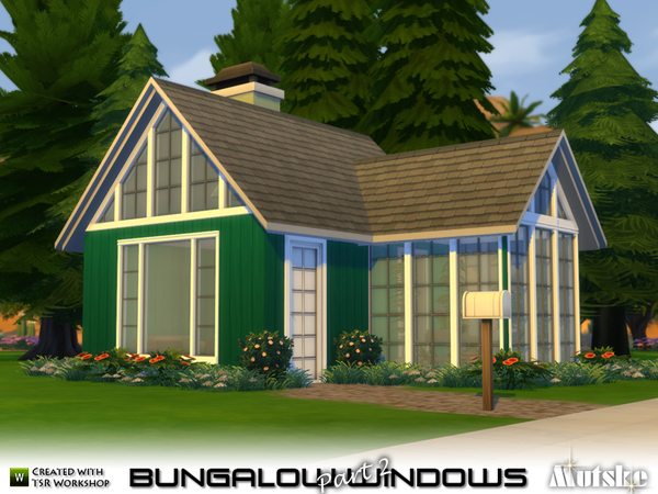Bungalow Windows Part 2 by mutske