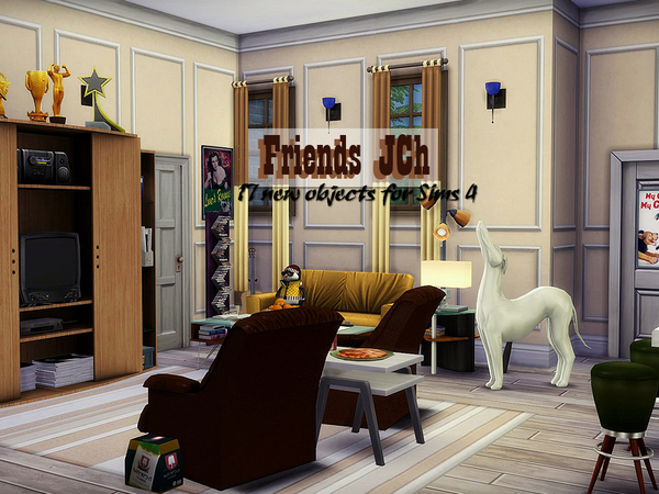 Friends JCh by Kiolometro