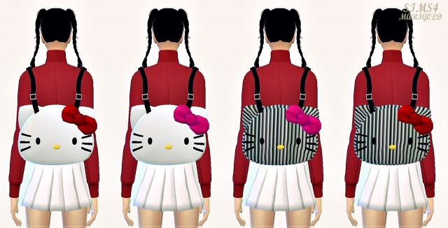 Hello Kitty backpack by Marigold