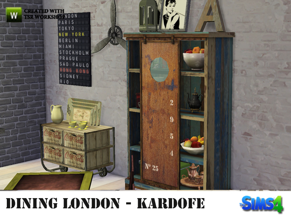 kardofe_Dining London