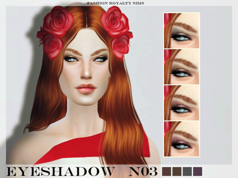 FRS Eyeshadow N03 by FashionRoyaltySims