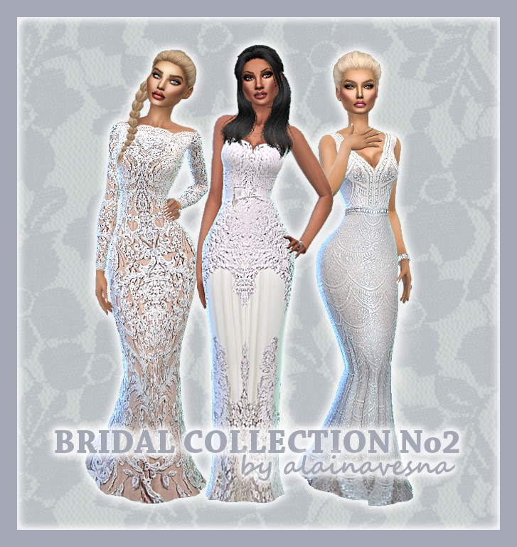 Bridal Collection by Alainavesna