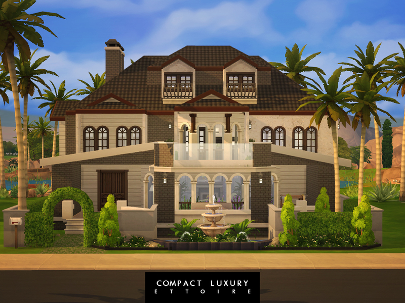 Compact Luxury BY Ettoire