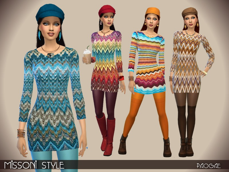 Missoni Style BY Paogae