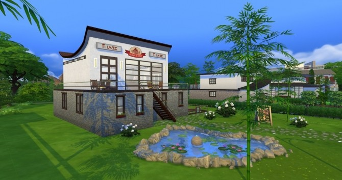 ihelensims  Houses and Lots, Store / Shop : Midorys bakery by Dolkin