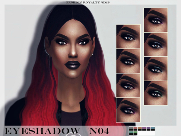 Eyeshadow N04 by FashionRoyaltySims