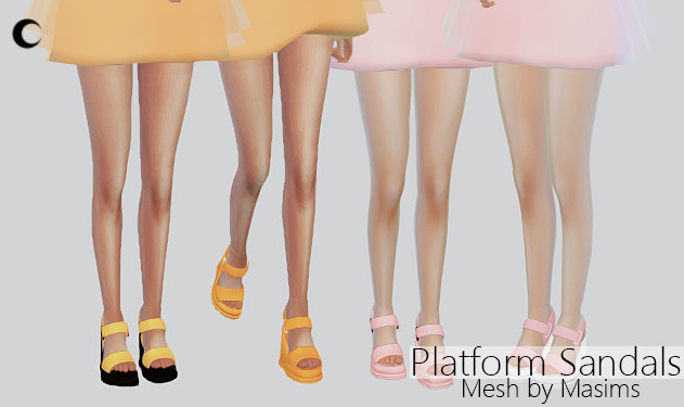 Kalewa-a  Shoes, Shoes for females : Platform Sandals