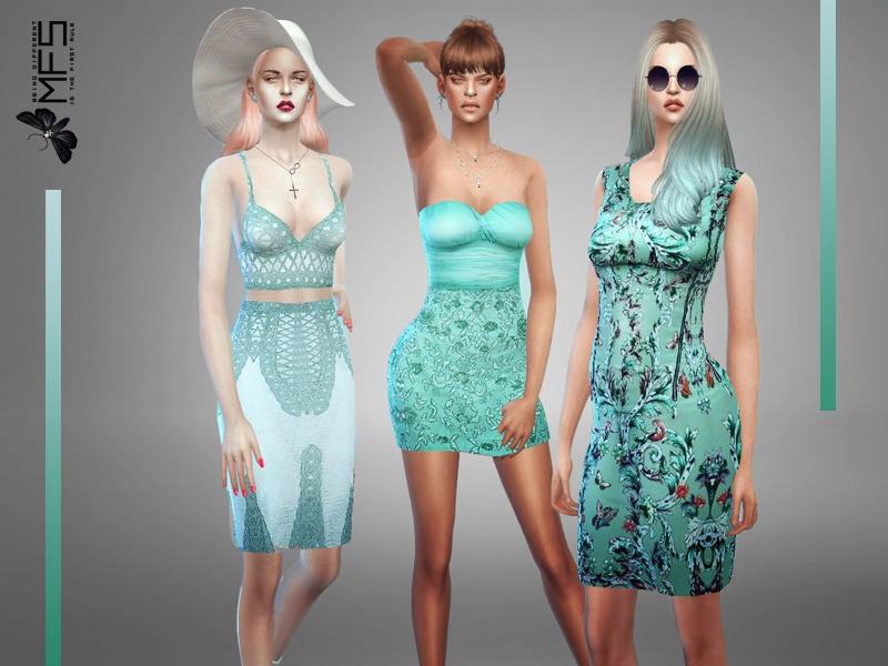 MFS Classy Blue Collection  BY MissFortune