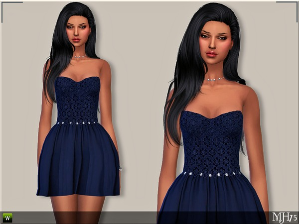 S4 Aurelia Dress by Margeh-75
