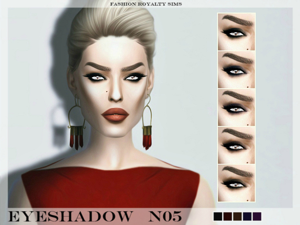 Eyeshadow N05 by FashionRoyaltySims