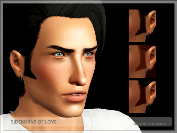 Sideburns ofLove by Serpentrogue