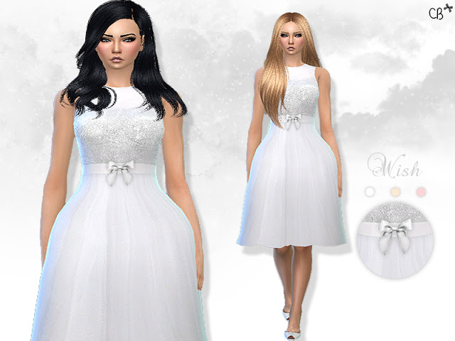 Wish Wedding Dress by CherryBerry