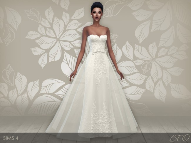 WEDDING DRESS 28 V2 by BEO