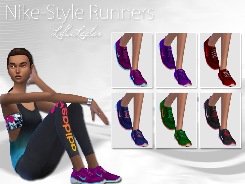 Nike Style Runners  BY wjewerica