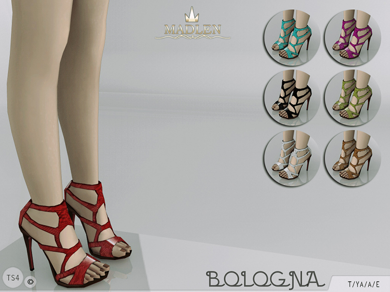 Madlen Bologna Shoes  BY MJ95