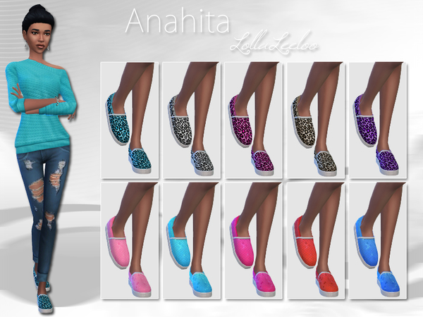 Anahita Plimsolls by LollaLeeloo by wjewerica
