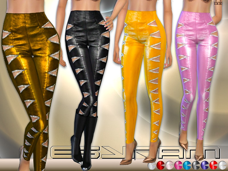 Nappa Leather Pants   BY EsyraM