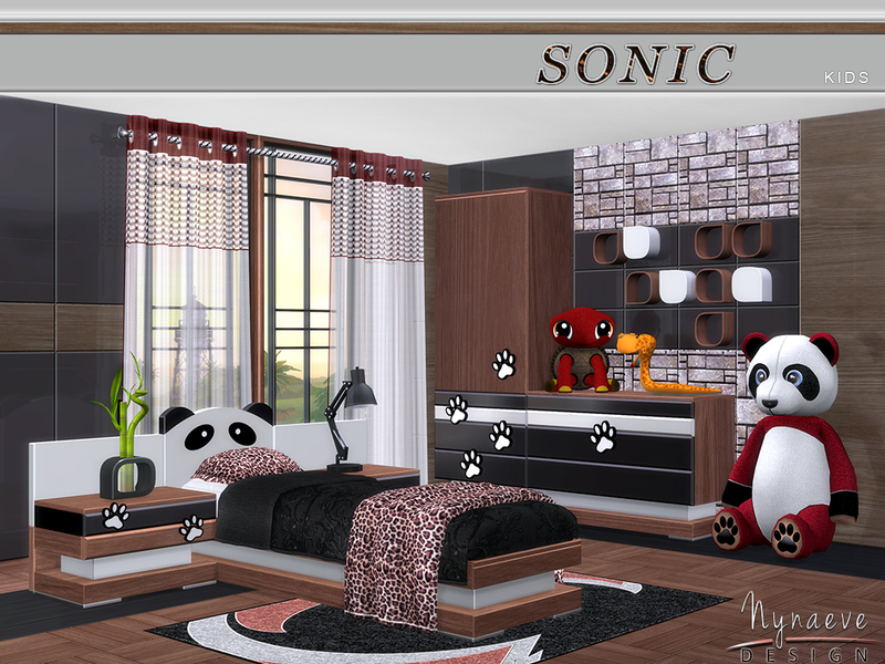 Sonic Kids  BY NynaeveDesign