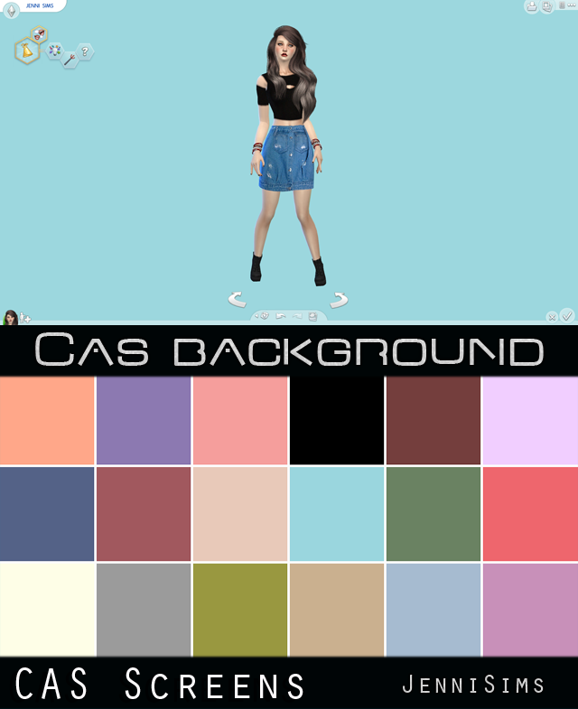 CAS Backgrounds (18 Cas background) by JenniSims
