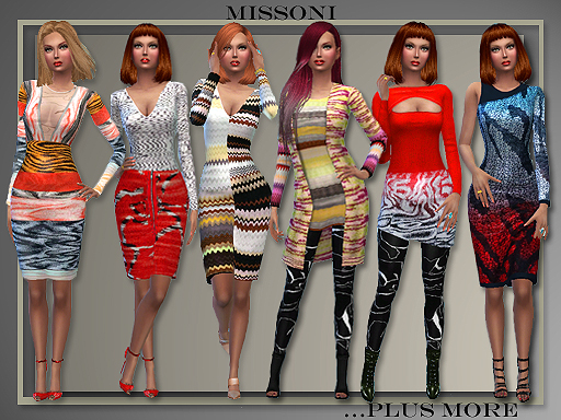 5 WHOLE CASUAL OUTFITS + TIGHTS BY JUDIE