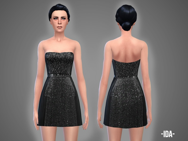 Ida - dress BY -April-