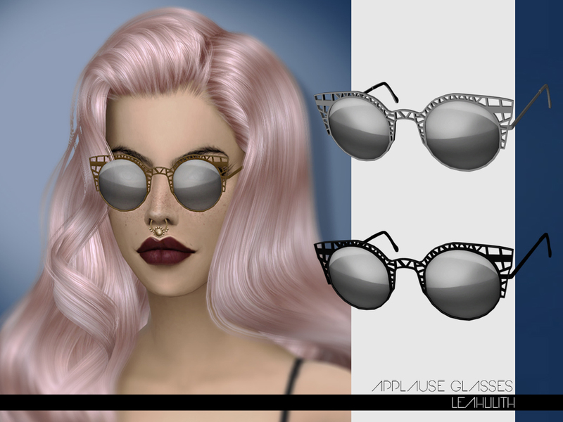 LeahLilith Applause Glasses BY Leah Lillith
