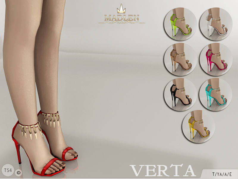 Madlen Verta Shoes  BY MJ95