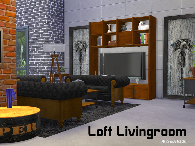 Living Loft  BY ShinoKCR