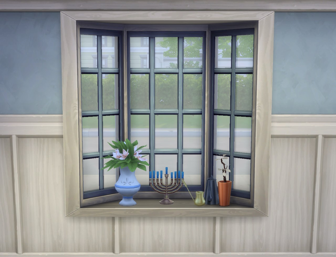 Basic Bay Window Slots by Plasticbox